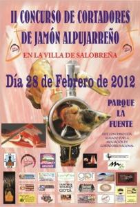 II Concurso de Cortadores de Jamón en Salobreña (Granada)