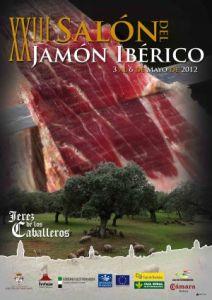 El XXIII Salón del Jamón Ibérico se celebrará del 3 al 6 de mayo próximo en Jerez de los Caballeros