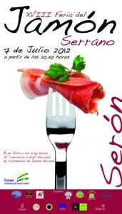XVIII Feria del Jamón Serrano de Serón 2012