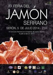 VI Concurso Nacional de Cortadores de Jamón Serrano de Serón