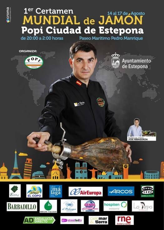 Primer certamen mundial de jamón