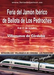 Concursos al mejor cortador de jamón nacional y comarcal de Villanueva de Córdoba 2014