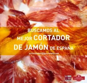 XXII Concurso de Cortadores de Jamón Dehesa de Extremadura Grupo Gourmets
