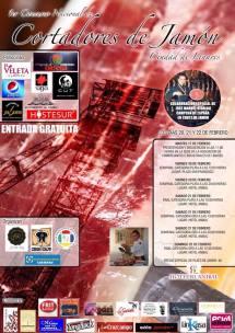I Concurso nacional de corte de jamón ciudad de Linares