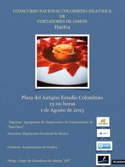 I Concurso Nacional Colombino - Isla Chica de Cortadores de Jamón
