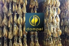 Dompal gana el trofeo al mejor jamón ibérico de bellota de Castilla y León