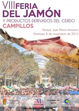 Campillos celebra VIII Feria del Jamón el 8 de noviembre