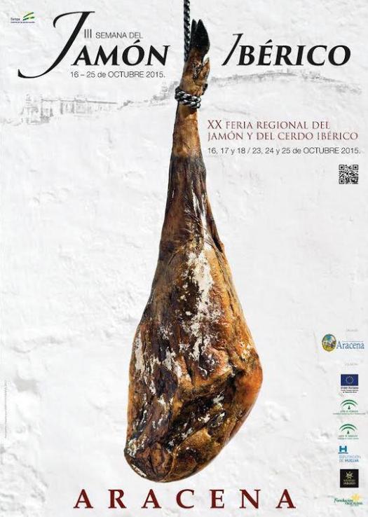 Feria regional del jamón y del cerdo ibérico de Aracena