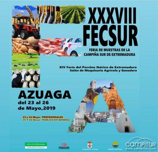 Feria del porcino ibérico de Extremadura en Azuaga