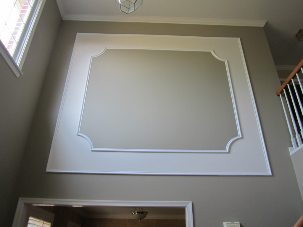 Custom Wall Trim  Cortazzo Construction