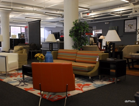 CORT Reveals Renovated Clearance Center In Brighton