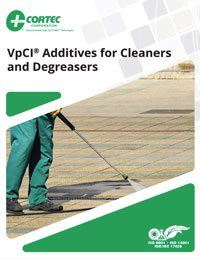 VpCI Additives for Cleaners and Degreasers