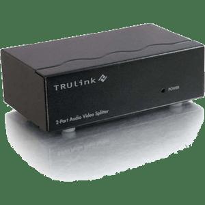 2-Port UXGA Monitor Splitter with Audio