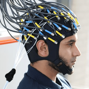 EEG for NIRS