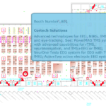 SfN 2017 Exhibit Hall Map