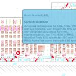 SfN 2017 Exhibit Hall Map