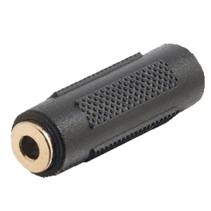 3.5 inch stereo coupler female to female