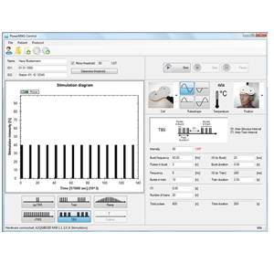PowerMAG Control Software