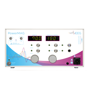 PowerMAG EEG