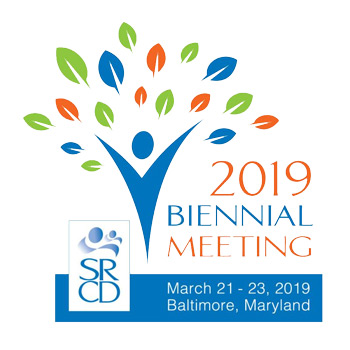 Soc, for Research in Child Development - March 21-23, 2019 - Baltimore, MD