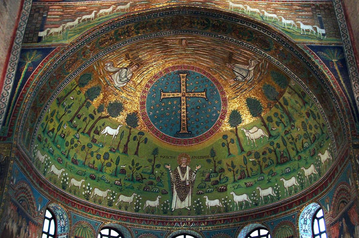 Basilica SantApollinare in Classe  Corte Maggiore Bed  Breakfast Ravenna