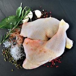 Carne fresca avicola