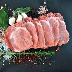 Carne fresca suina