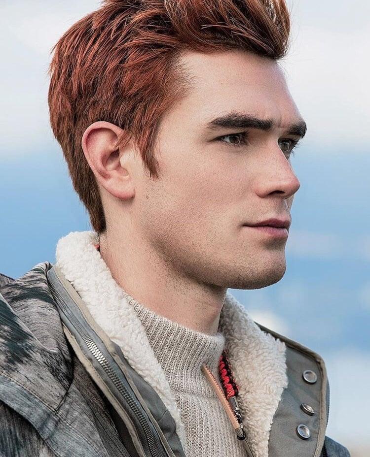 Fotos de cabelos ruivos 2022