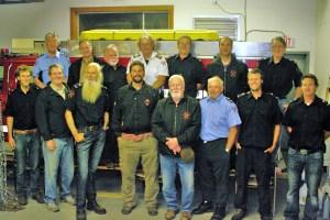 Cortes Firefighters September 2014