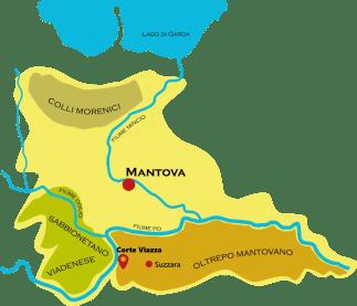 territorio dell'OltrePoMantovano