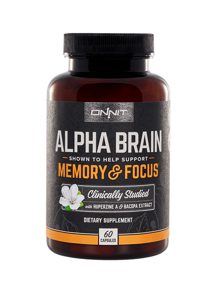 Alpha Brain Review