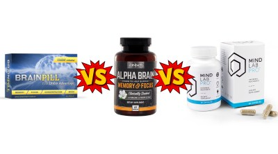 Mind Lab Pro Vs Alpha Brain Vs Brain Pill