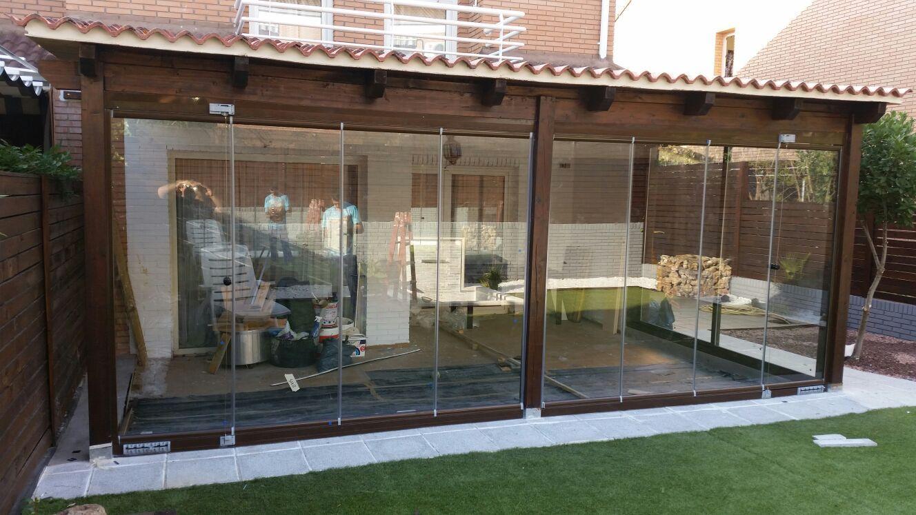 Cerramientos de cristal en Albacete
