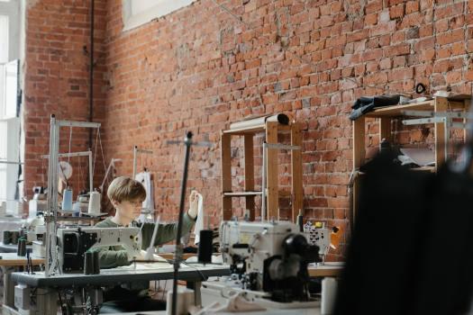 El taller de costura
