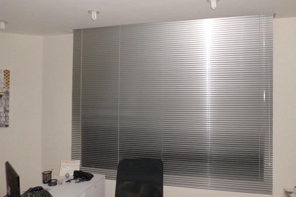 Persiana Horizontal - Alumínio - 25mm