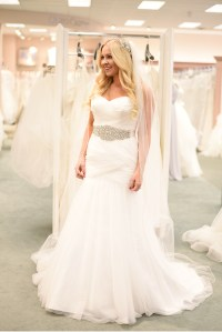 Meet the Stylist at David's Bridal - Cort In Session