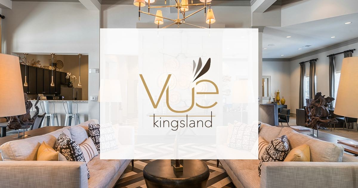 PetFriendly apartments in Houston TX  Vue Kingsland