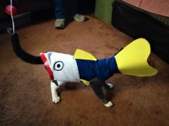 Fishy Gus (Jess Mitch)