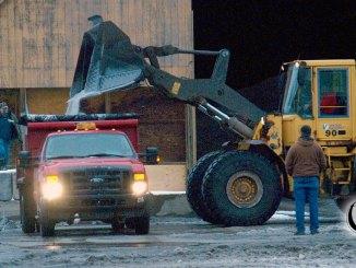 Road Salt Trucks