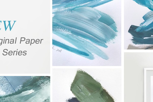 New Original Paper Series Now Available on CortneyNorth.com!