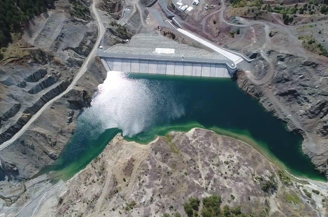 85 milyon liraya mal olacak, bir ilçe ve 28 köyün 100 yıllık su hasreti sona erecek