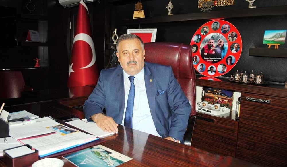 """ÇESOB Başkanı Recep Gür: """"KOSGEB destek programı tabana yayılmalı"""""""