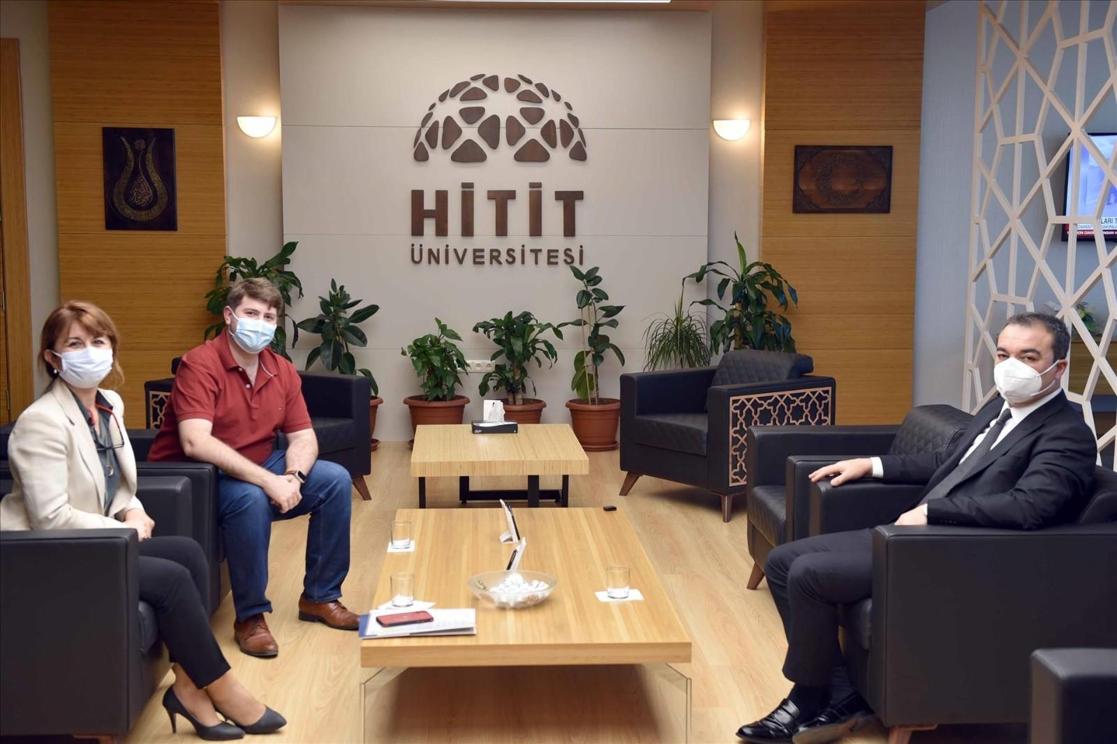 Hitit Üniversitesi'nin KKKA deneyimi uluslararası alanda ilgi görüyor