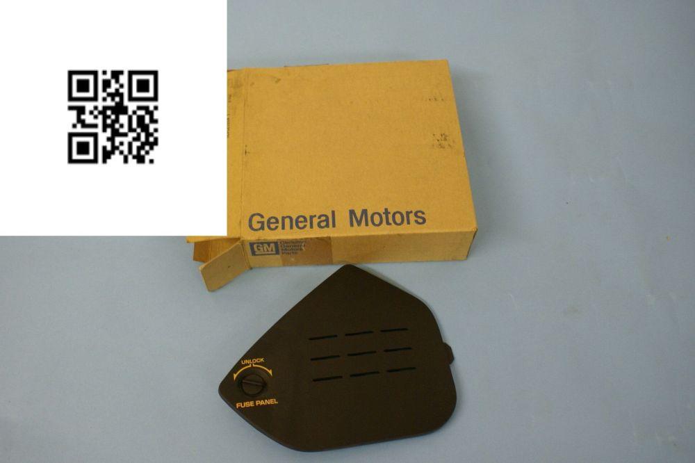 medium resolution of corvette c4 10172478 cover fuse box 90 new 90 c4 corvette fuse diagram