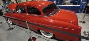 1953 Chevrolet Belair owned by Cesar Zalvaleta