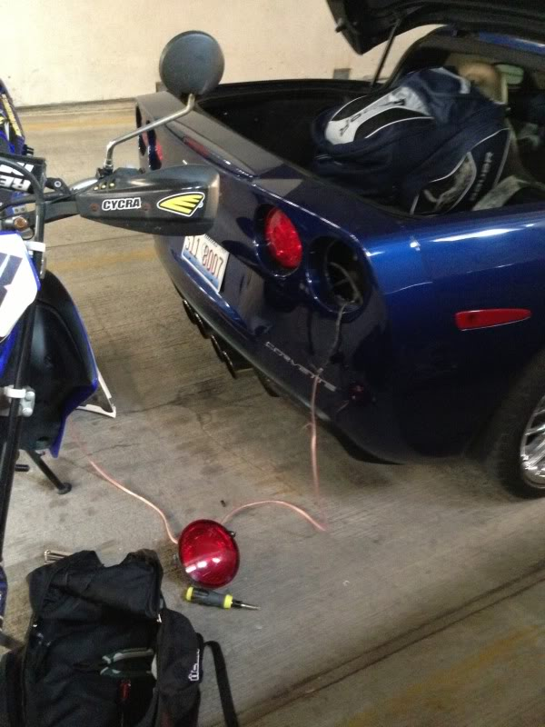 How To Open Car Trunk Without Key : trunk, without, Help,, Battery,, Hatch, CorvetteForum, Chevrolet, Corvette, Forum, Discussion