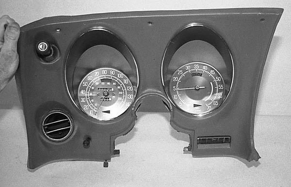 1968-1977 Corvette Speedometer & Tachometer Repair
