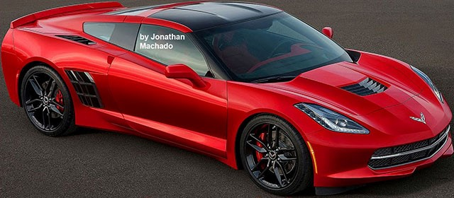 ZR1 Is Out Mid Engine In Spotlight Corvette Mike Used