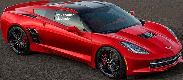 Zr1 Corvette Coupe
