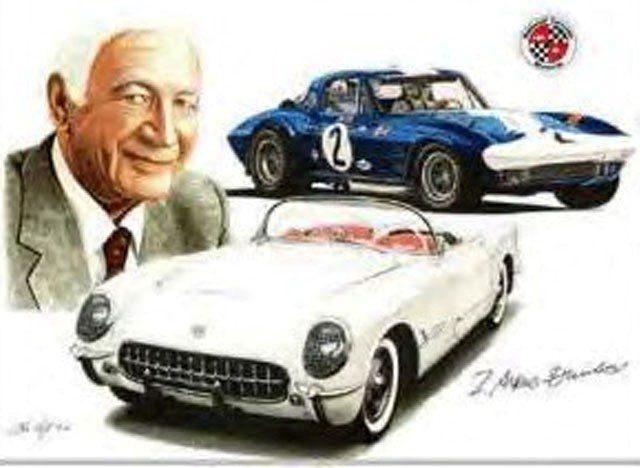 arkus duntov corvette history